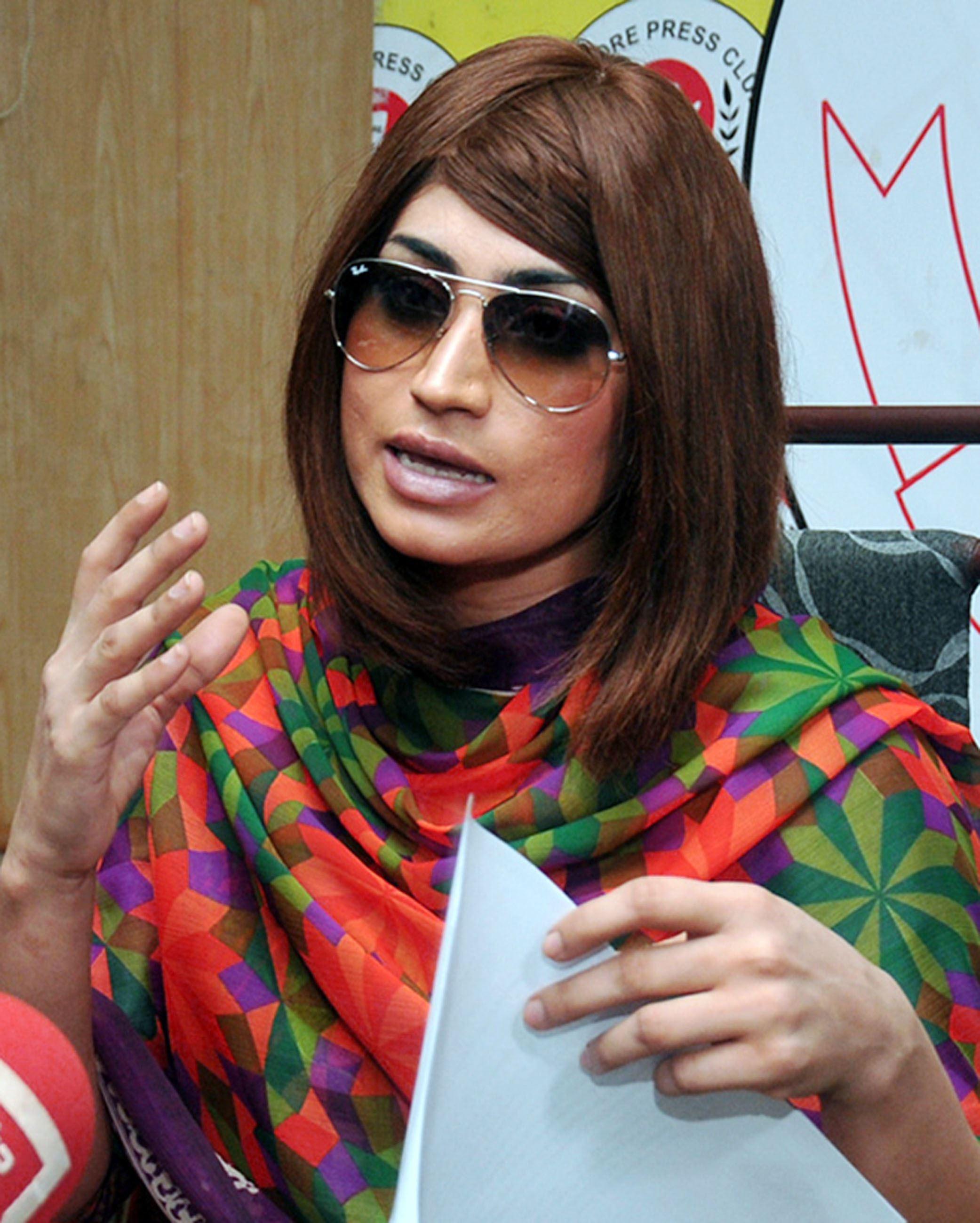 pics Brother of Pakistani social media star admits to killing her