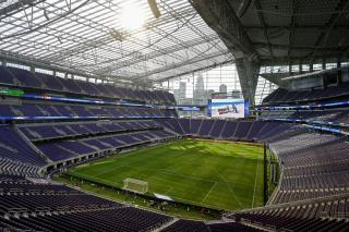 Minnesota Vikings New Us Bank Stadium Might Be Loudest