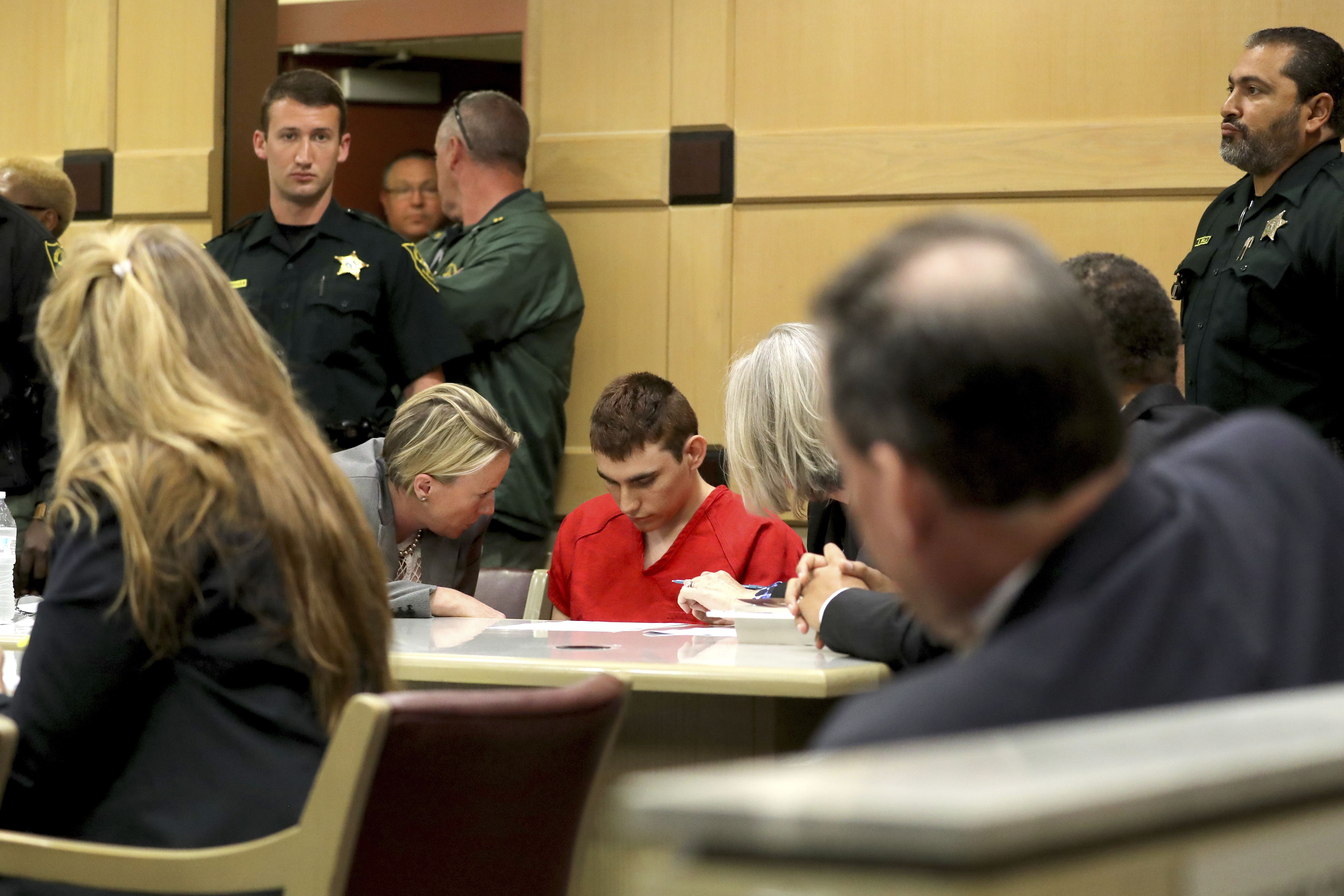 Watch Florida shooting suspect Nikolas Cruz poised for 800,000 inheritance video