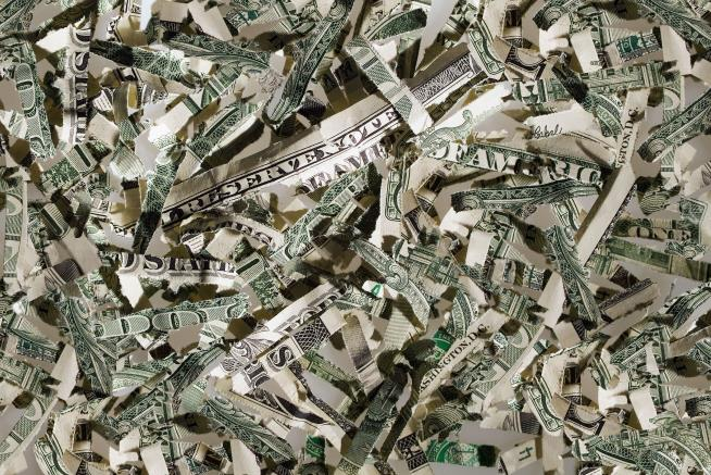 Utah toddler put $1,000 through shredder, parents say