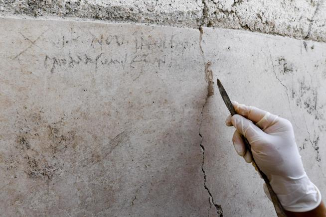 Archeological discovery in Pompeii rewrites history of Vesuvius eruption | The Cube