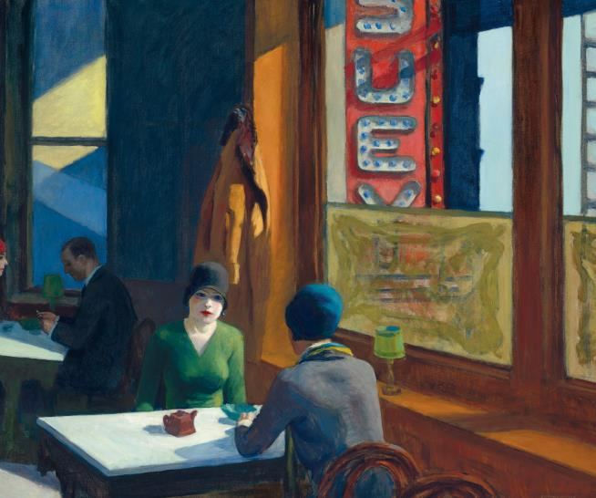 Hopper, de Kooning hit new auction records in NY