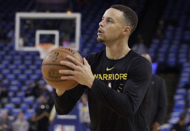 Stephen Curry Makes a Little Girl's Dream Come True