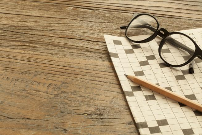 A new study has upset fans of crossword puzzles