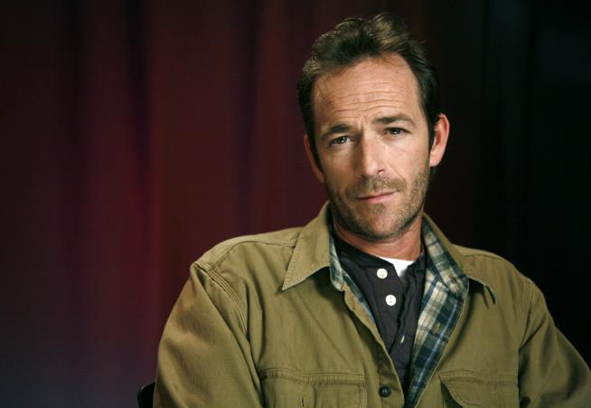 Luke Perry's Cause of Death Confirmed | Luke Perry