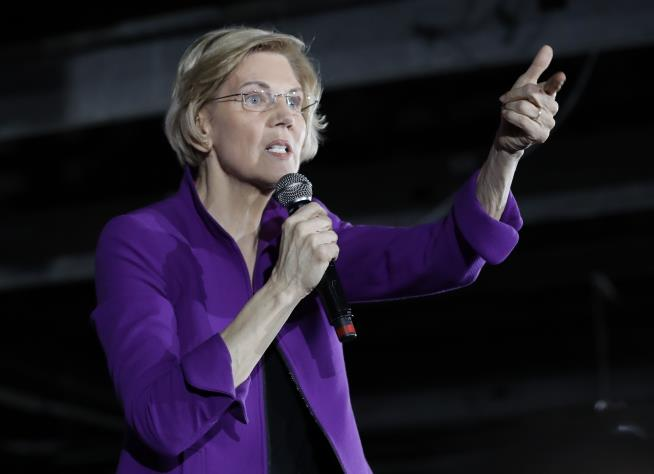 Warren: 'Get Rid Of The Electoral College'