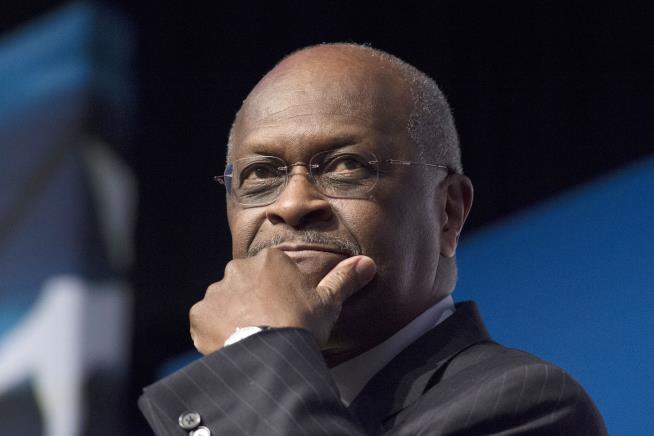 Under pressure, Herman Cain bows out of Fed nomination