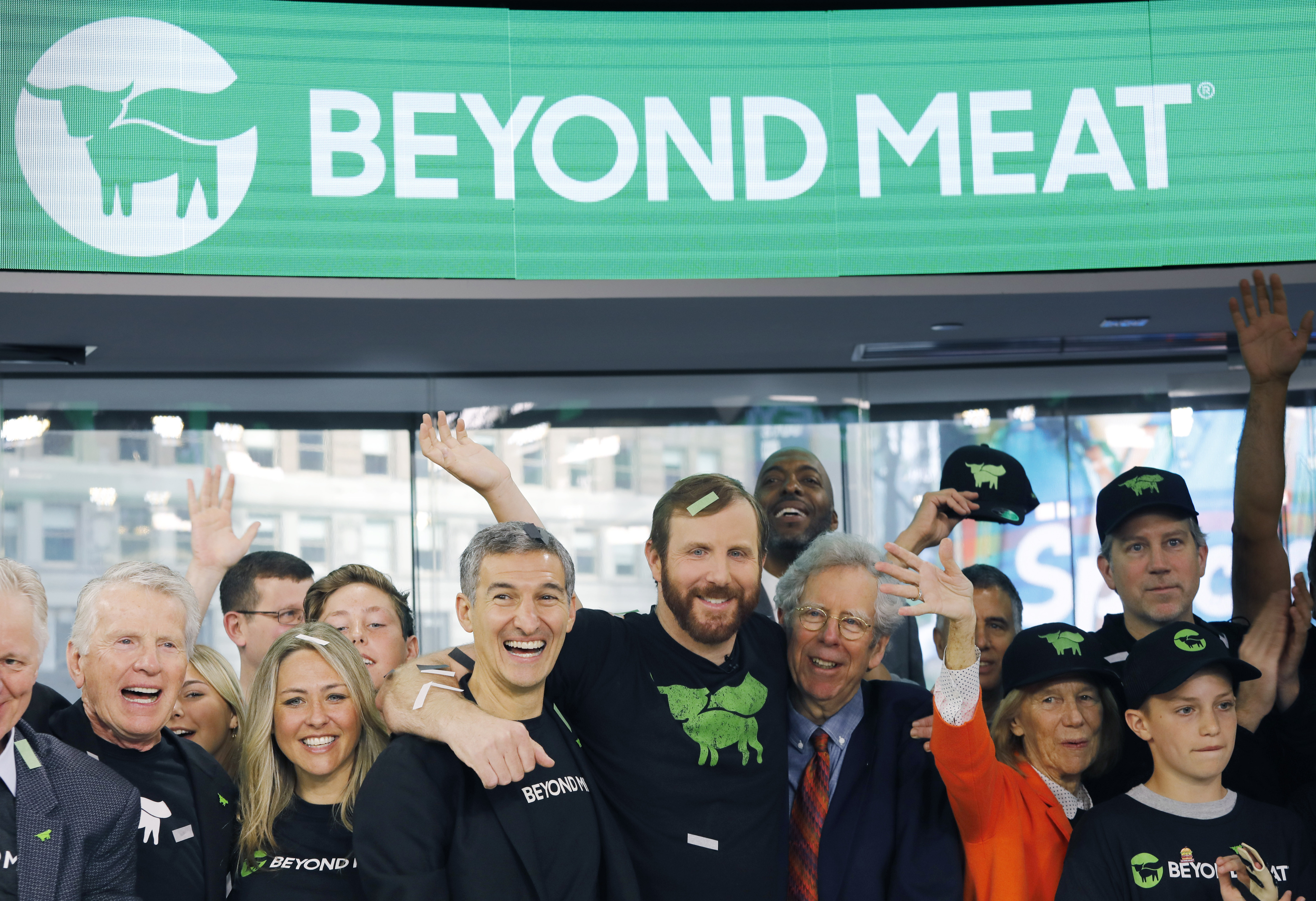 Beyond Meat's IPO Was Beyond Successful