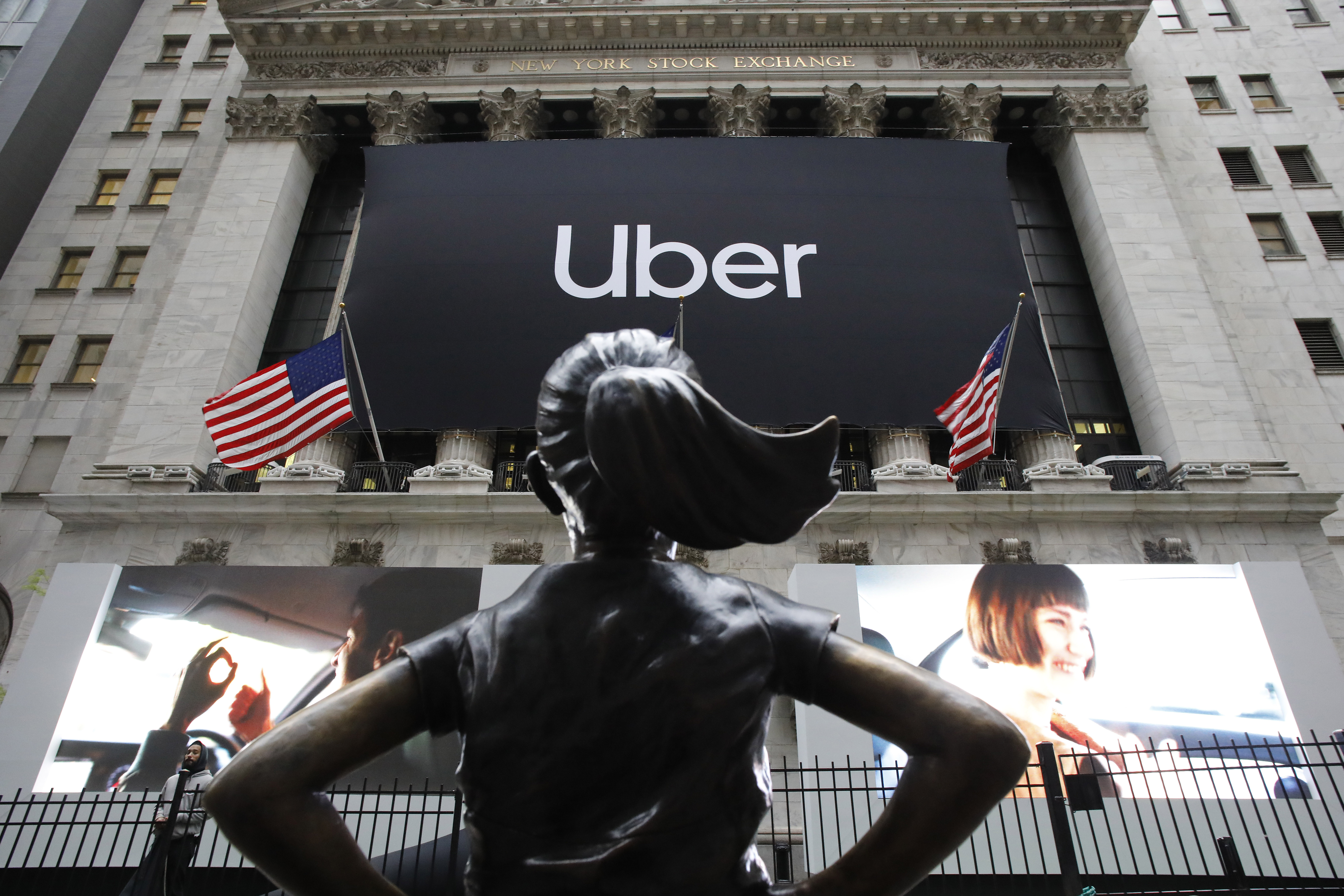 Another Ride-Sharing Giant Just Went Public