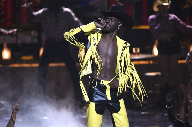 Lil Nas X Posts About His Sexuality on World Pride Day