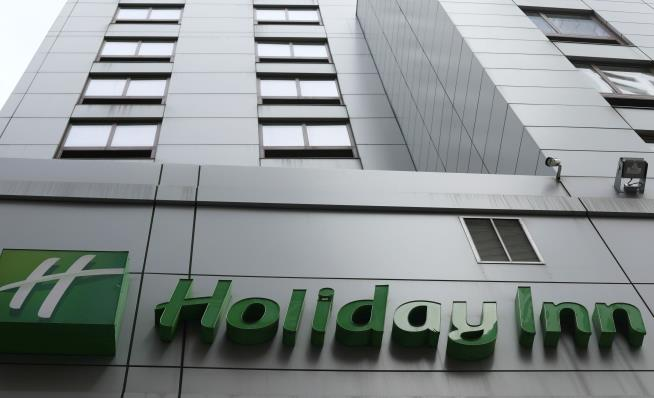 Holiday Inn to stop using mini toiletries