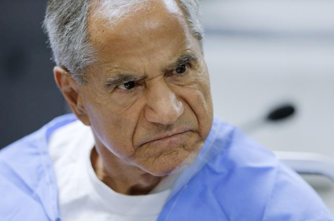 Sirhan Sirhan, assassin of Robert F. Kennedy, stabbed at California prison