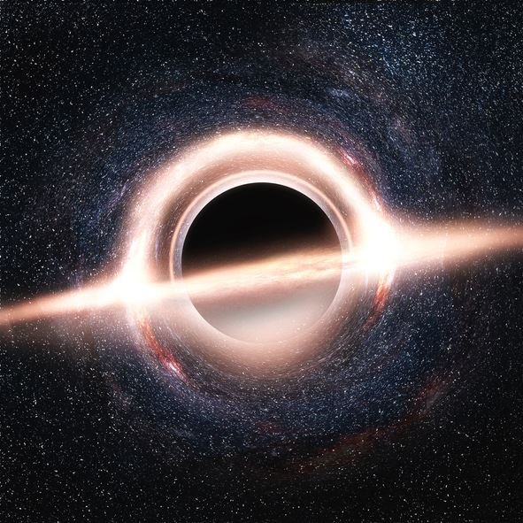 Black Holes Contain a Mysterious Force