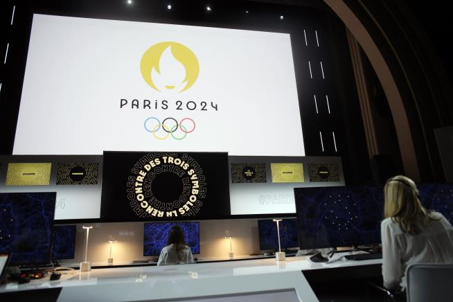 Logo for Paris 2024 Olympics and Paralympics unveiled
