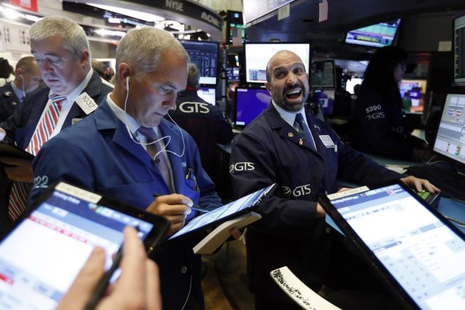 Global stocks higher after possible US-China trade snag