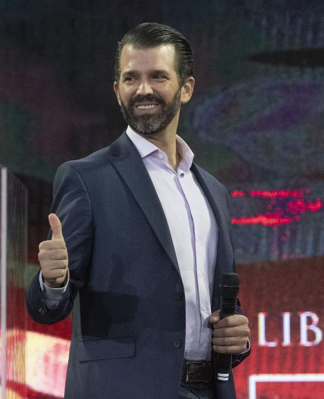 NY Times: RNC Spent Nearly 100K on Trump Jr.'s Book