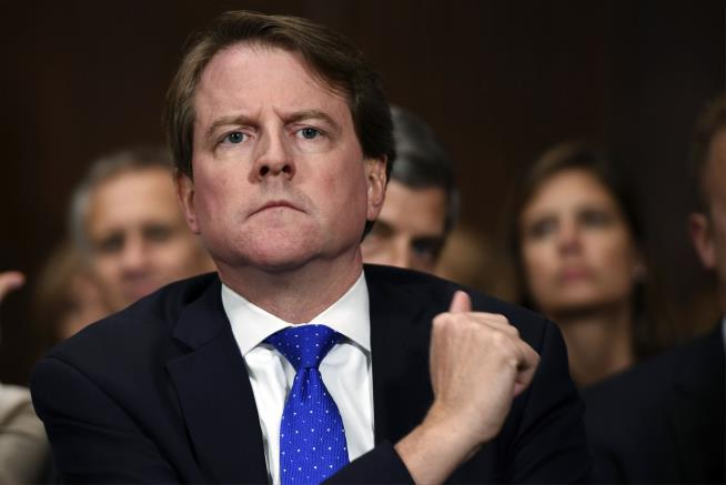 Judge Rules Former White House Counsel Don McGahn Must Testify Before Congress