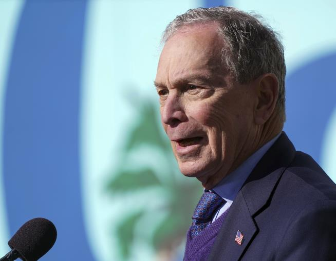 Bloomberg campaign plagiarized portions of its policy plans