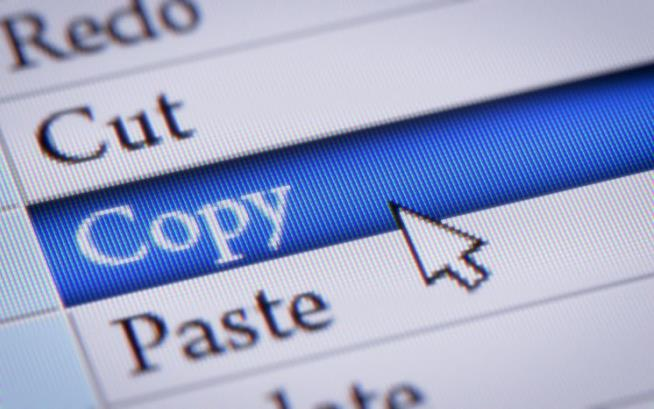 The Copy-Paste Inventor Died