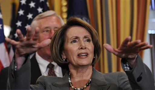 Nancy pelosi pussy galore