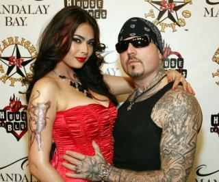 That can tera patrick naked tattoos