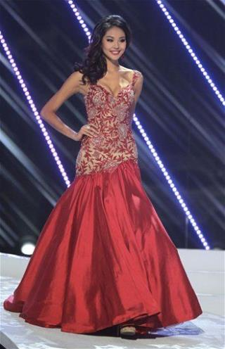 Miss Angola Now Miss Universe