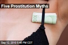Five Prostitution Myths