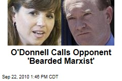 O'Donnell Calls Opponent 'Bearded Marxist'