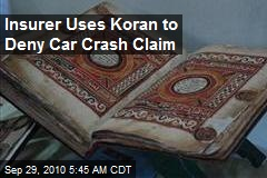 Insurer Turns to Koran to Deny Algerian's Claim