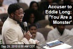 Accuser to Eddie Long: 'You Are a Monster'