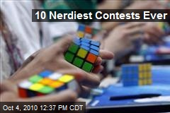 10 Nerdiest Contests Ever