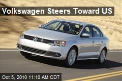 Volkswagen Steers Towards US