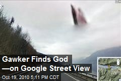 Gawker Finds God —on Google Street View
