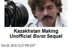 Unofficial 'Borat' Sequel is Kazakhstan's Way of Getting Revenge on Sacha Baron Cohen