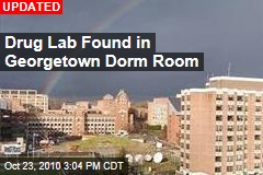 Meth Lab Found in Georgetown Dorm Room