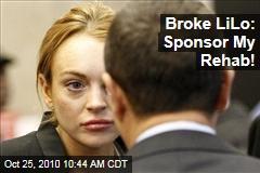 Broke LiLo: Sponsor My Rehab!
