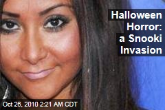 Your Worst Halloween Nightmare: A Snooki Invasion