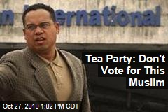 Tea Party on Rep Keith Ellison: Don't Vote for This Muslim
