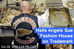 Hells Angels Sue Fashion House on Trademark