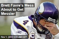 Brett Favre Sexting Scandal: Jenn Sterger May Sue Over Lewd Text Messages