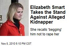 Elizabeth Smart Takes the Stand Against Alleged Kidnapper