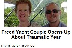 Pirates Release Yacht Couple