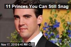 11 Princes You Can Still Snag