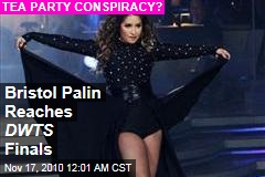 Bristol Palin Reaches DWTS Finals