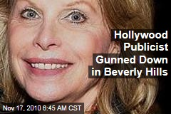 Ronni Chasen, Hollywood Publicist Gunned Down in Beverly Hills