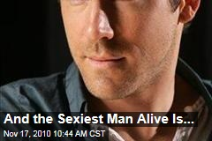 And the Sexiest Man Alive Is...
