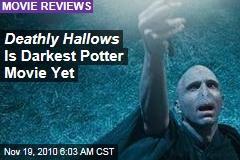 Deathly Hallows Is Darkest Potter Movie Yet