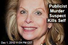 Publicist Murder Suspect Kills Self
