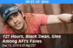 Black Swan, 127 Hours, The Social Network: American Film Institute Names Best Movies, TV Shows of 2010