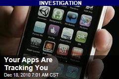 Your Apps Are Tracking You